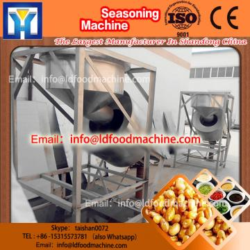 high quality low price stainless steel snacks flavor mixing machinery