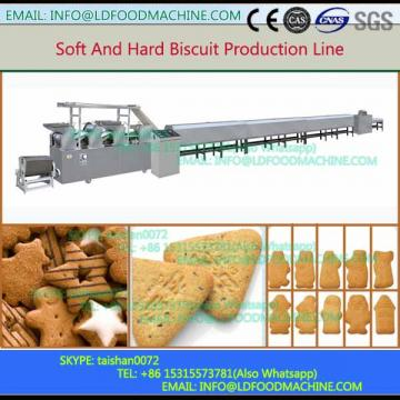 Auto Biscuit make machinery/core filling Biscuit make equipment