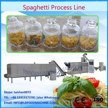 LOW price LDaghetti equipment / macaroni pasta production line / pasta machinery