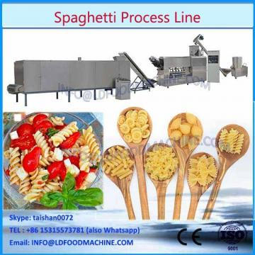 Commercial Italian Pasta make machinery for Pasta Plant