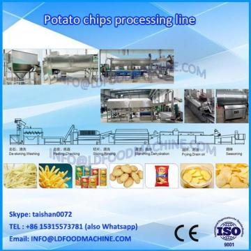 Frying machinery potato chips frying line for make potato Crispyprocessing line