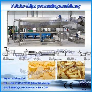 industrial potato chips equipment