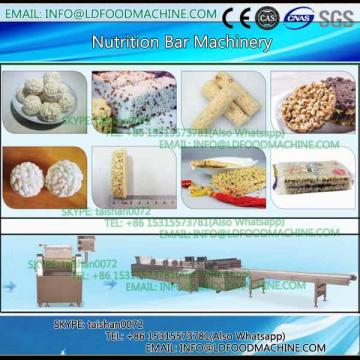 Pure oatmeal chocolate bar make machinery