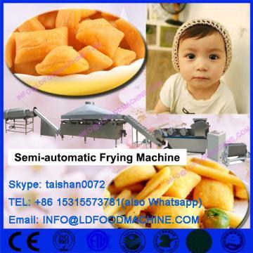 Fully Automatic 100KG/H paintn Banana Chips make machinery