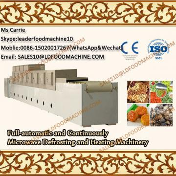 Full-automatic Defrost equipment and Continuously Microwave Defrosting and Heating Machinery