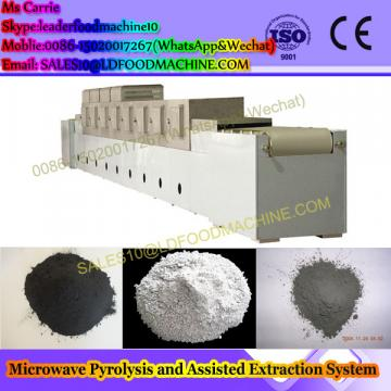 Microwave medicinal powder Pyrolysis and Assisted Extraction System