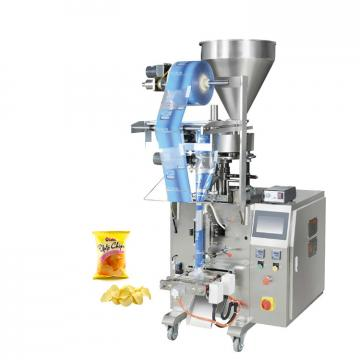 Vertical Auto Banana Plantain Chips Snack Food Weighing Packing and Sealing Machine