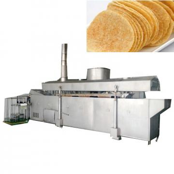 Potato Chips Frozen French Fries Food Making Machine