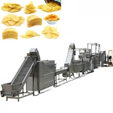 500-1000kg/H Potato Chips Processing Line