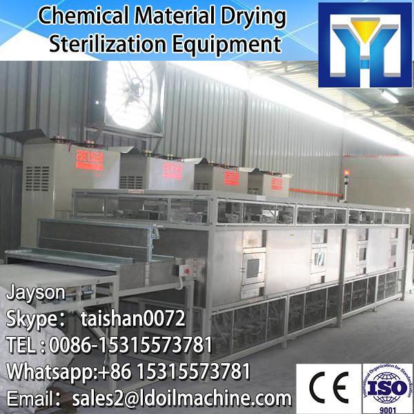 high effciency and energy saving tunnel microwave macine with CE