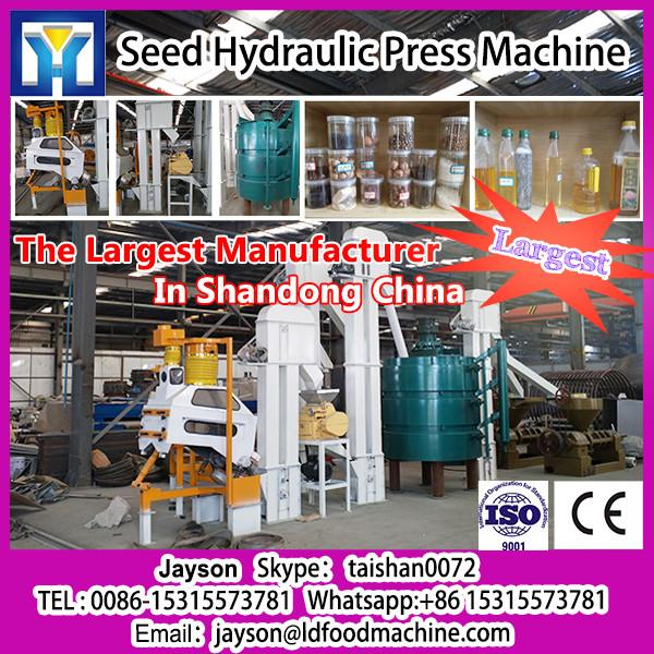 hydraulic coconut oil press machine for cooking
