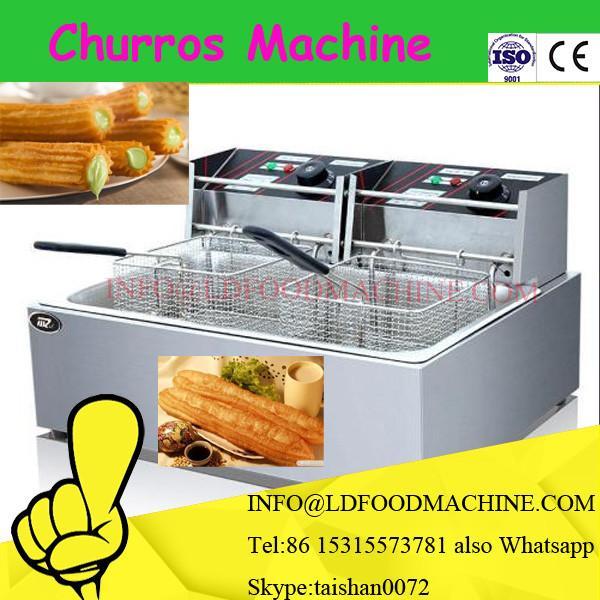 LDanish churros make machinery and coxinha encrusting make machinery